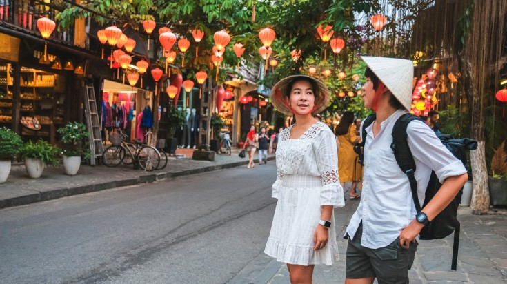 10 days in Vietnam itinerary hoi an