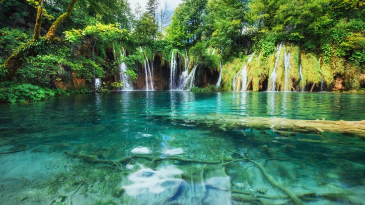 Croatia is one of the best countries to visit on a budget