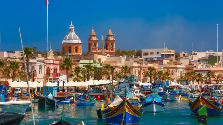 Malta is one of the best countries to visit on a budget