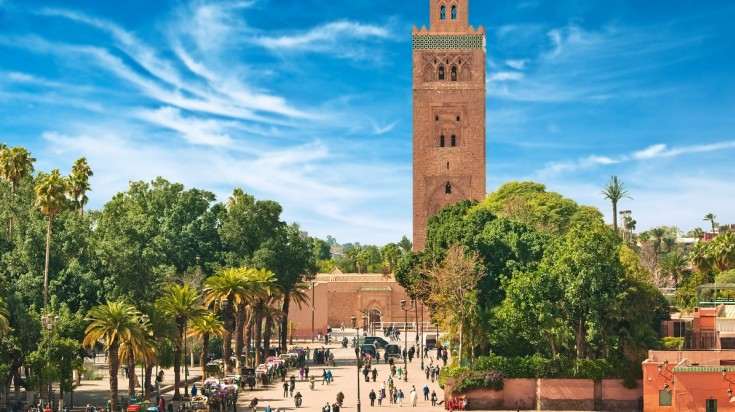 Morocco is one the best countries to visit on a budget