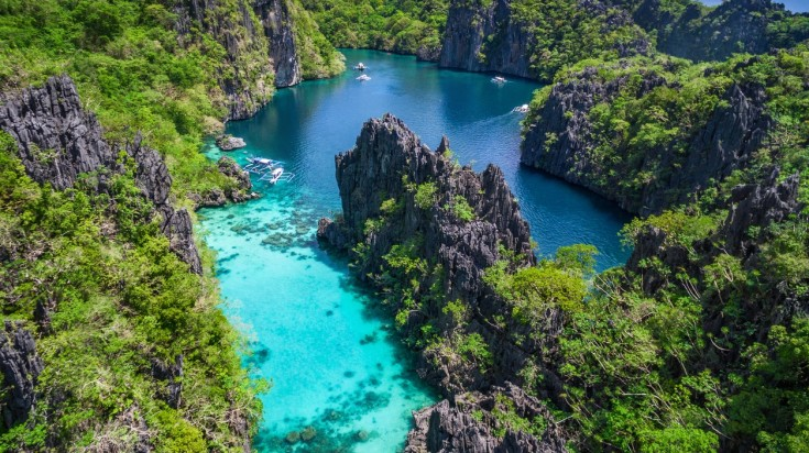Philippines is a great country to visit on a budget