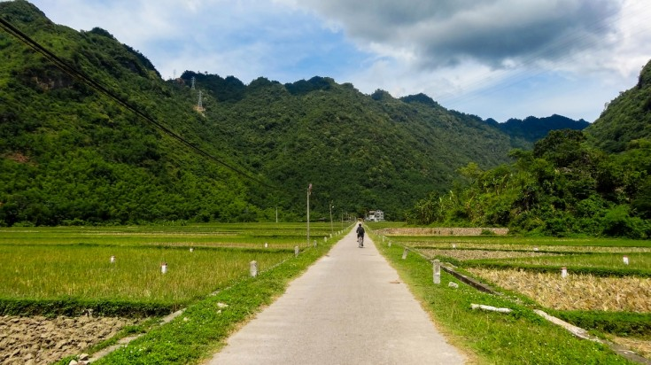 Mai Chau in Vietnam is a good destination to visit if you are on a budget