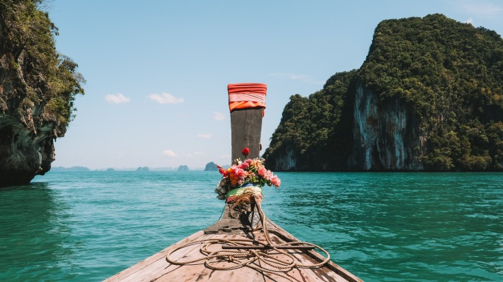 Thailand possess different islands considered paradises in their own right.
