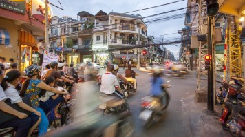 5 days in Vietnam, take in the bustling city of Ho Chi Minh City