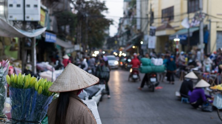 On a 7 days trip in Vietnam, don't forget to visit Hanoi