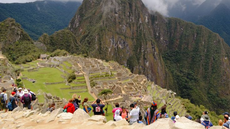 June to August is the best time to visit Machu Picchu