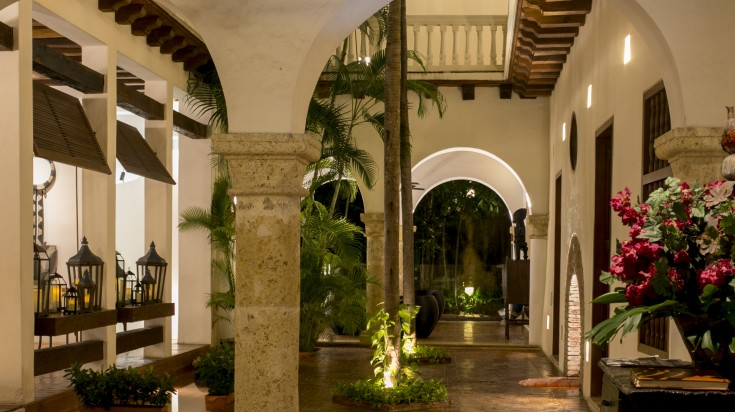 Hotel Quadrifolio is one of the best hotels in Colombia