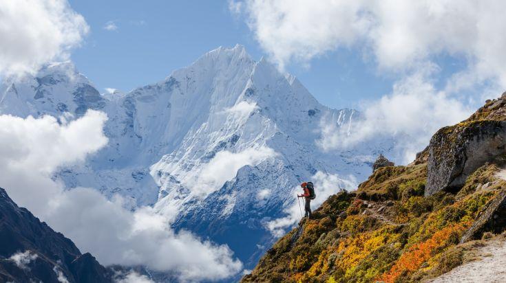 Amazing view see during Annapurna panorama trek