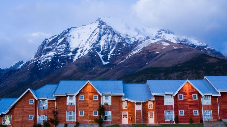 Accommodations in Torres del Paine