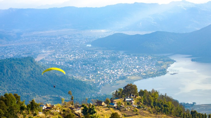 Pokhara is a paradise on earth and is popular as city of Lakes