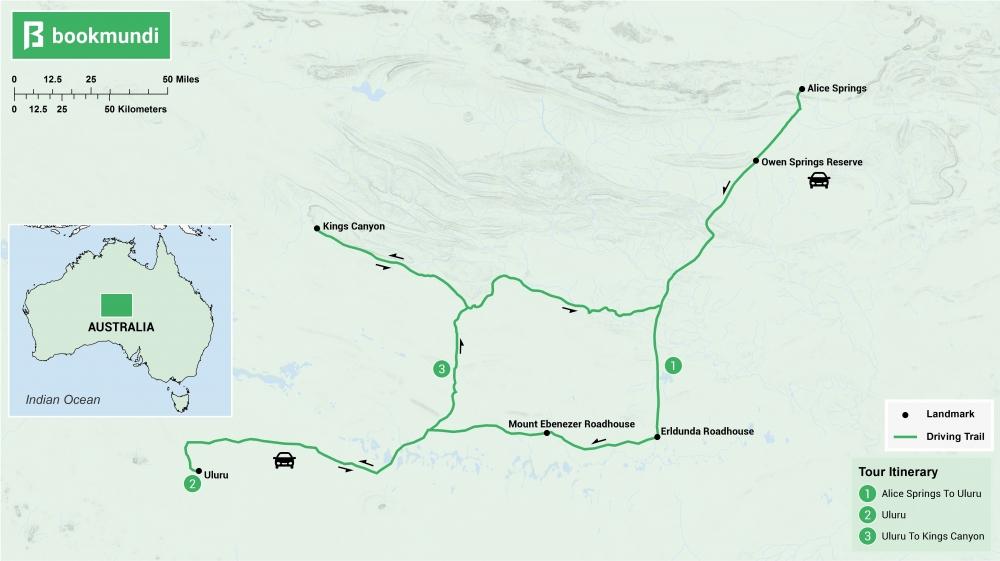Alice Springs To Uluru An Itinerary Bookmundi