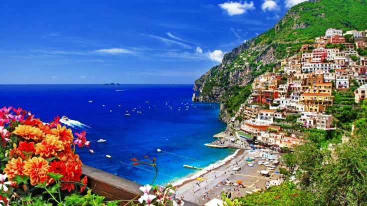 When in Italy, it is a must that you visit the Amalfi coast.