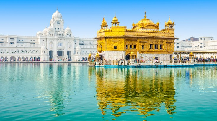 Amritsar in India