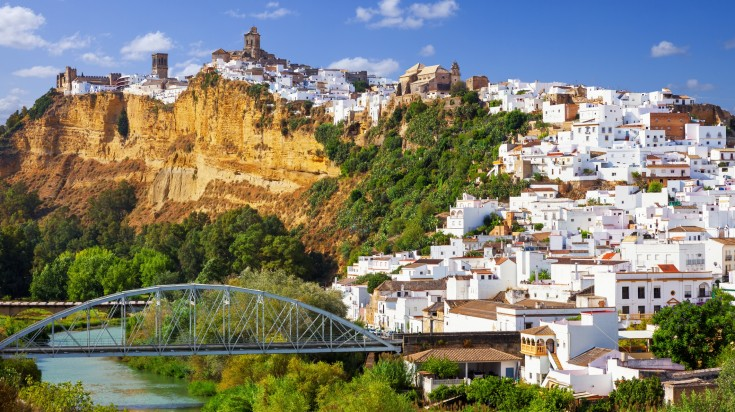 Arcos de la Frontera in Andalucia is one of the must-visit destinations