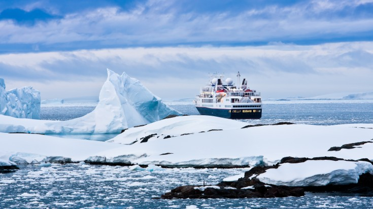 Antarctica in Summer