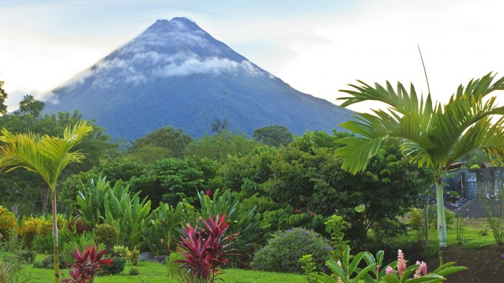 Arenal is a great destination for a family vacation in Costa Rica