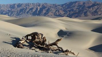 The Death Valley in Atacama Desert