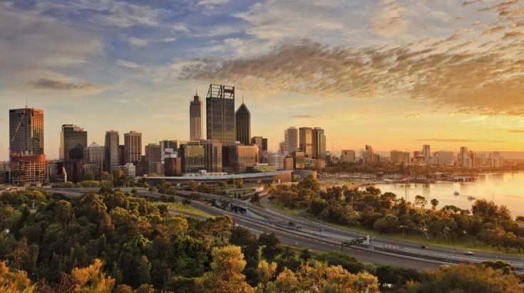 Australia trip Perth