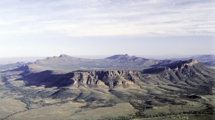 australian outback flinders ranges