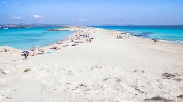 Ses Illetas in Formentera island