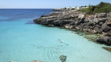 Menorca in Balearic Islands