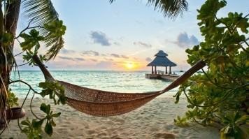 Banana Reef in Maldives is the best destination in Asia for honeymooners.