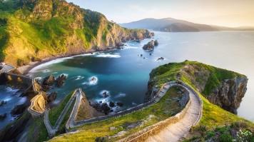 Explore the San Sebastian in Basque Country