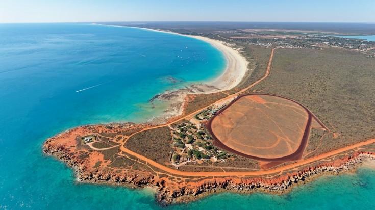Beaches in Australia Broome