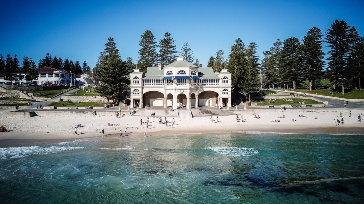 Best beaches in Australia, Cottesloe beach