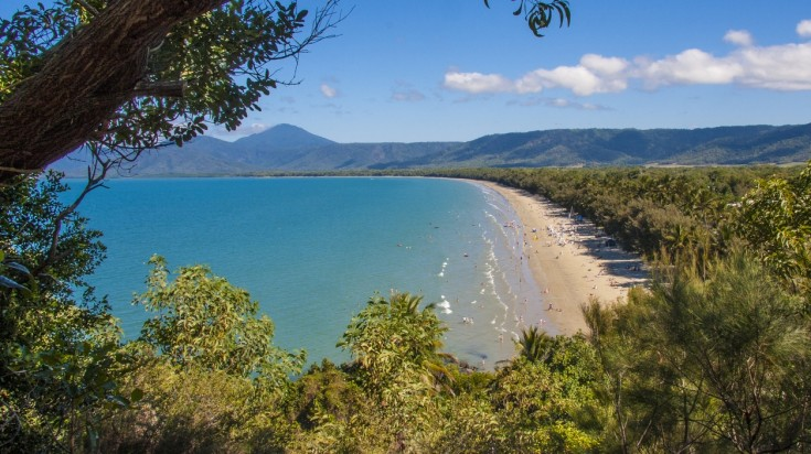 Best beaches in Australia Port Douglas