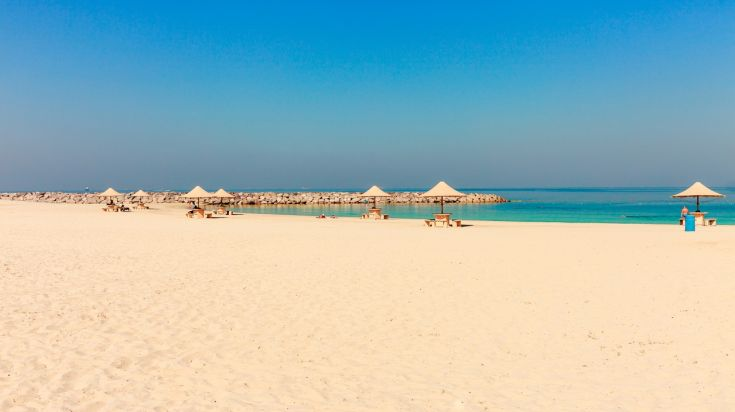 The shoulder season, April may be the best time to visit Dubai