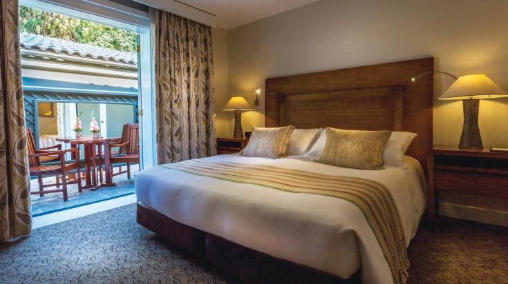 Belmond Sanctuary is a luxury hotel near Machu Picchu