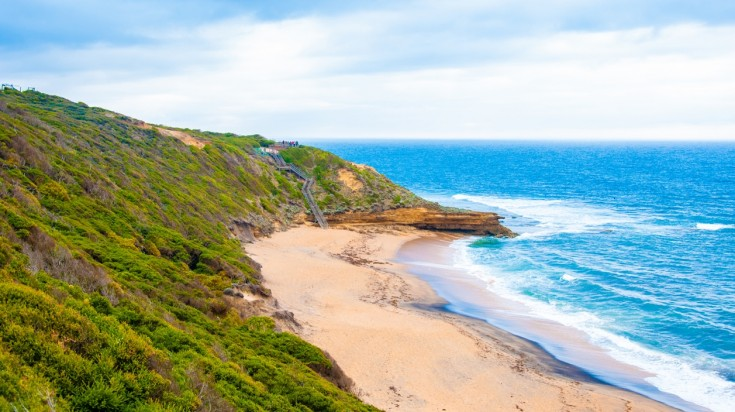 Best beaches in Australia Bells beach