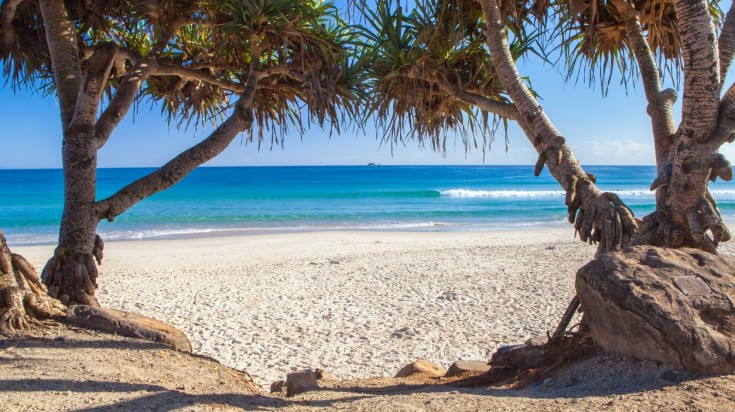 Best beaches in Australia Byron Bay