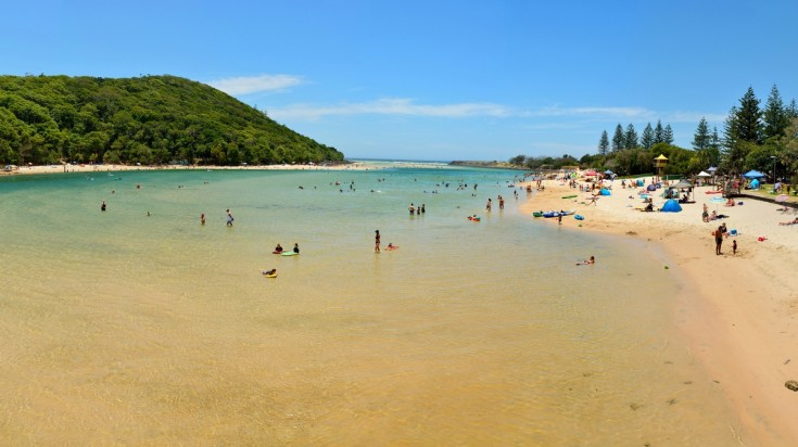 Best beaches in Australia Gold Coast