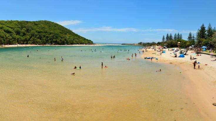 Best beaches in Australia Gold Coast