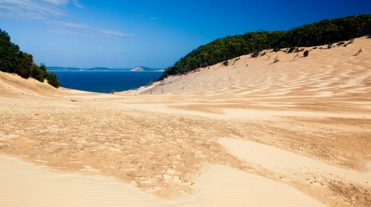 best beaches in Australia Rainbow Beach