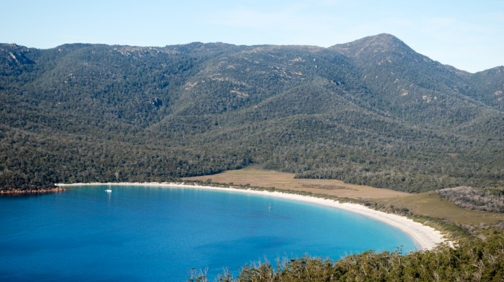 Best beaches in Australia Tasmania