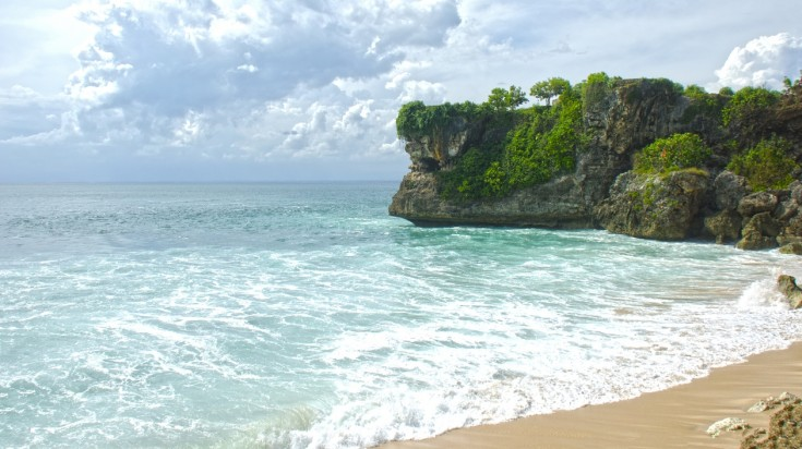 Balangan is one of the best beaches in Bali