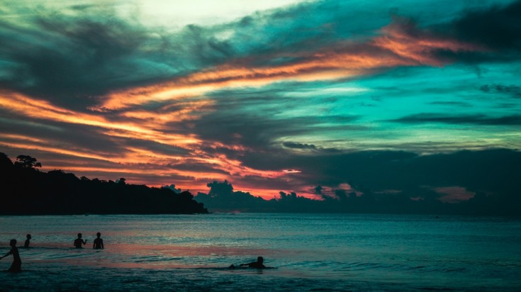 Jimabaran is one of the best beaches in Bali