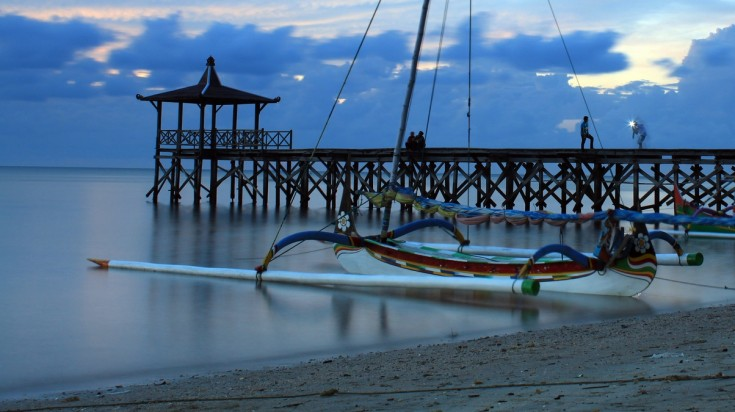 Pasir Putih is one of the best beaches in Bali