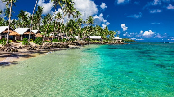 best beaches in the world Samoa