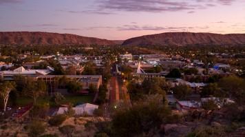 best cities in Australia Alice Springs