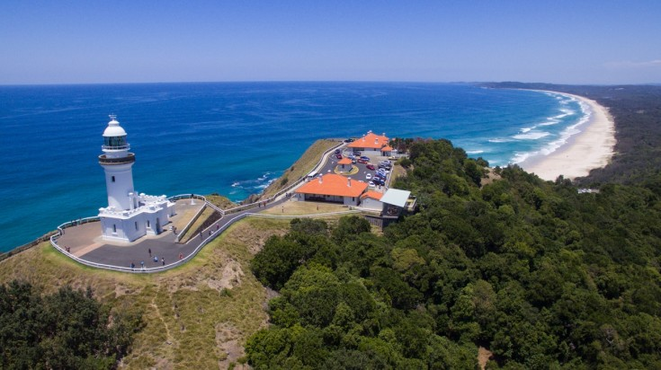 best cities in Australia Byron Bay