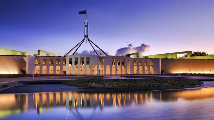 best cities in Australia canberra