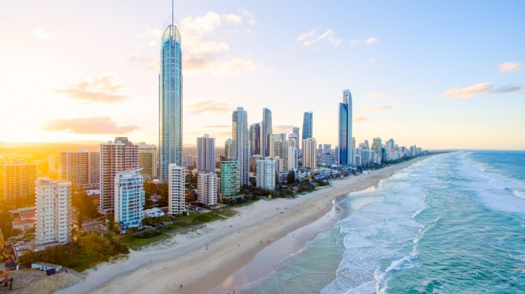 best cities in Australia gold coast