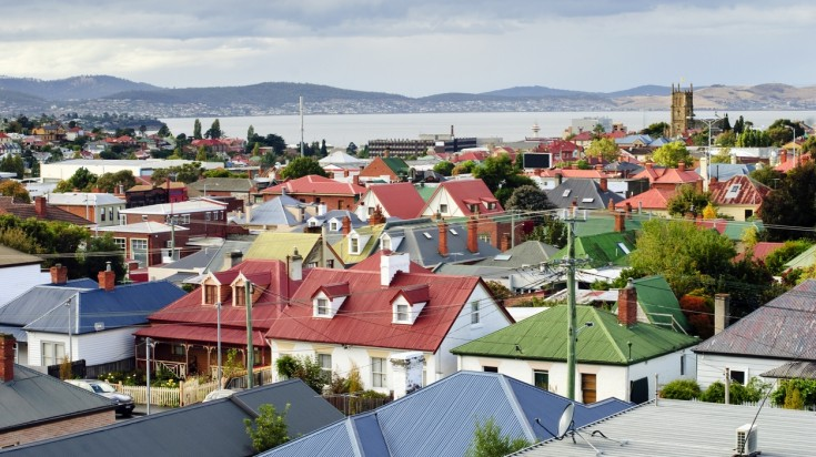 Best cities in Australia hobart