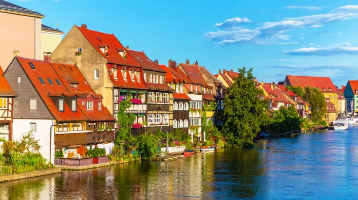 Bamberg is one of the best cities to visit in Germany