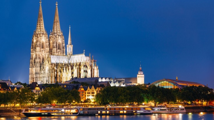 Cologne is one of the best cities to visit in Germany