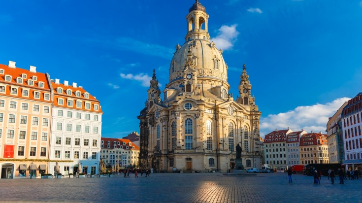 Dresden is one of the best cities to visit in Germany